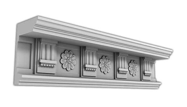 Карниз ДворцовыйКД-7410'191руб.