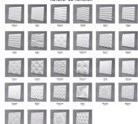 Каталог 3D панелей