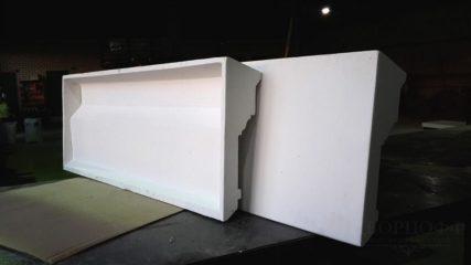Стеклофибробетон и бетон